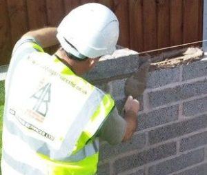 BAB BUILDING SERVICES LTD uilding blockwork flat