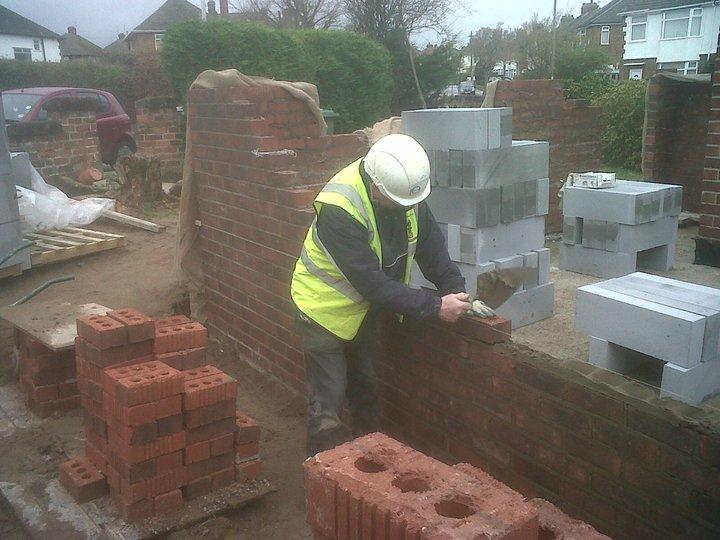 AB BUILDING SERVICES LTD Buiding an extension